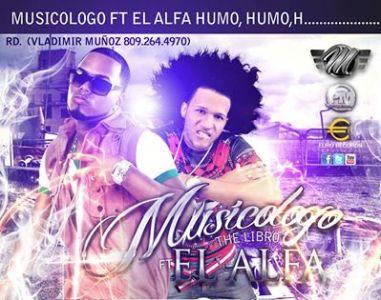 El Alfa Ft Musicologo El Libro - Humo Humo (Remix)