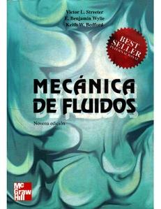 Mecánica de los Fluidos 9 Ed. Victor Streeter