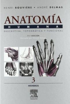 Mediicina - Anatom a. ROUVIERE TOMO 3