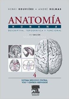 Mediicina - Anatomía ROUVIERE TOMO 4