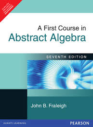 A First Course In Abstract Algebra 7E - Fraleigh Solution Manual