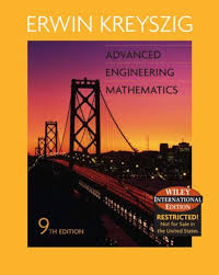 Advanced Engineering Mathematics 9th Edition by Kreyszig