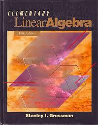 Algebra Lineal - Stanley I. Grossman 2ed