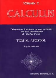 Calcolo Tom Apostol Vol 2