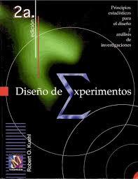 Diseño de Experimentos Kuehl 2a Ed