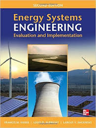 Energy Systems Engineering Vanek Instructors Manual Verssion