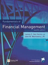 Fundamentals od Finanial Management - James Van Horne, John Wachowicz - 12ed