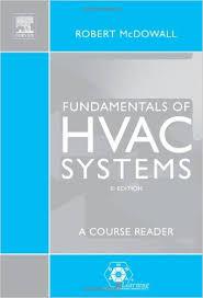 Fundamentals of HVAC Systems SI Edition Hardbound Book