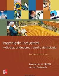 Ingeniería Industrial 12ma Niebel