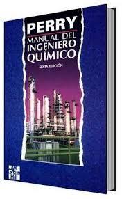 Manual del Ingeniero Químico - Perry - 6ed