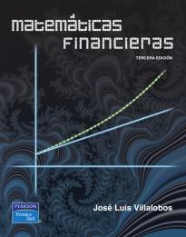 Matemáticas Financieras - Villalobos 3ed