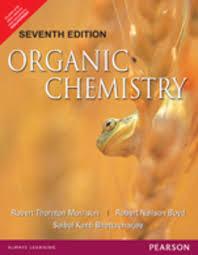 morrison & boyd - organic chemistry