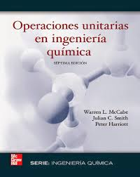 Operaciones Unitarias en Ingeniería Química - Warren McCabe