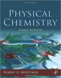 Physical chemistry - 3rd edition - Robert G. Mortimer