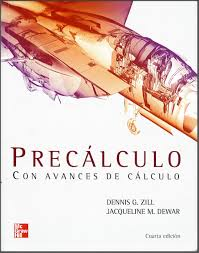 Precalculo - Zill, Dewar - 4ed