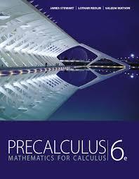 Precálculo - Matemáticas para el cálculo - 6ta Edición - James Stewart