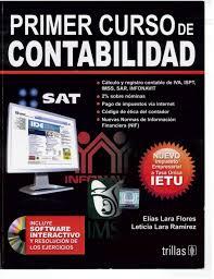 Primer Curso de Contabilidad - 16a Edición - Elías Lara Flores