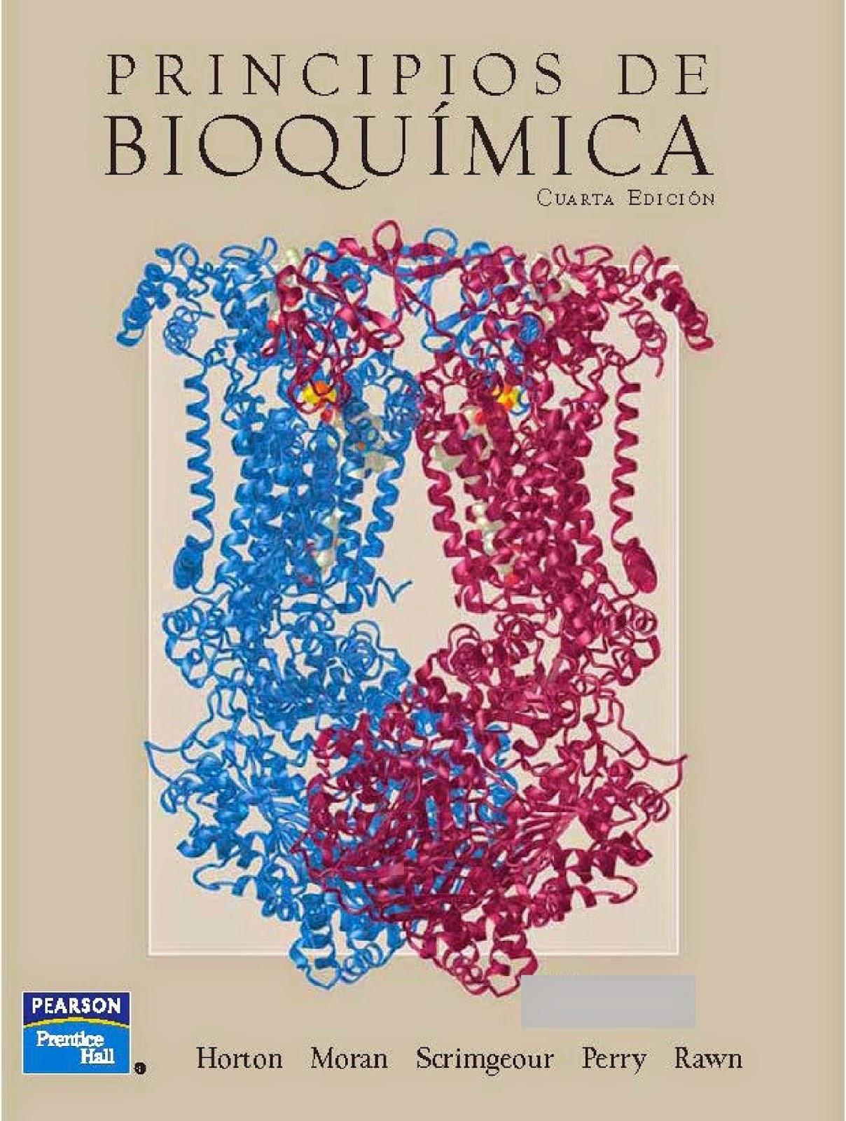 Principios de bioquimica horton