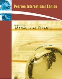 Principles of Managerial Finance - Lawrence J. Gitman - 12ed