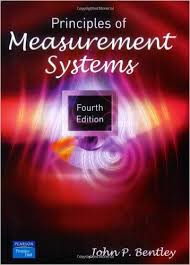 Principles of Measurement Systems 4th Edition
