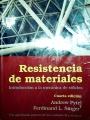 Resistencia de Materiales , Singer y Pytel –4ed