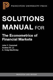 Solution Manual to the Econometri [Campbell_J._Y.]
