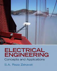 Zekavat Electrical Engineering Concepts & Applications 1st txtbk