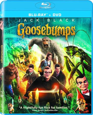 Goosebumps 2015