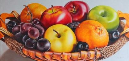bodegon fruta
